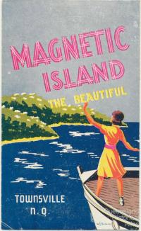 Magnetic Island the beautiful, c1950