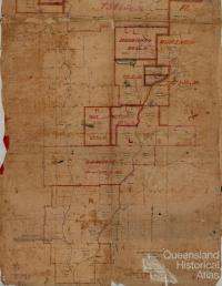 Perambulator survey of runs in West Maranoa, 1863