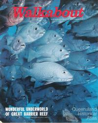Walkabout cover, March 1967