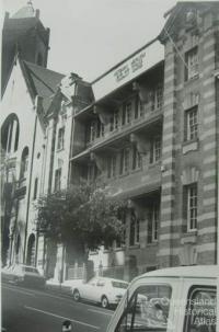 AML&F Creek Street offices, 1971