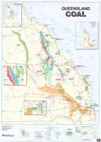 Queensland coal, 2007