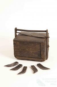 Miner's pick box