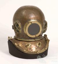 Dive helmet, pre 1939