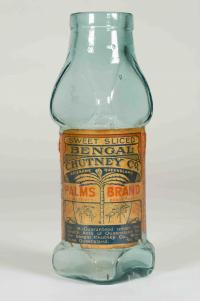 Bengal Chutney bottle