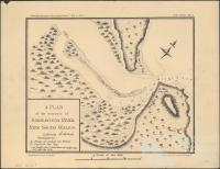 Entrance Endeavour River, New South Wales, 1770