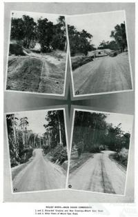 Views of Mount Spec Road, near Paluma, 1937