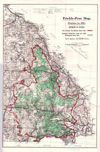 Re-claimed prickly pear lands, 1935