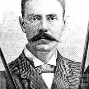 George Fairbairn Jnr, outspoken leader of the graziers, 1891