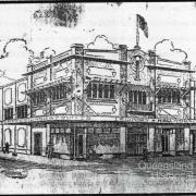 Trades Hall, Rockhampton, c1920