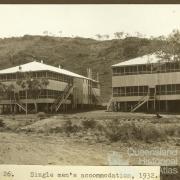 Mount Isa accommodation, 1932