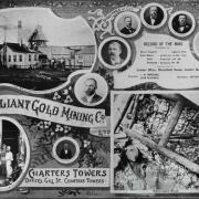Brilliant Gold Mining Company, Charters Towers, 1899