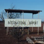 Yowah 'International Airport', 1991