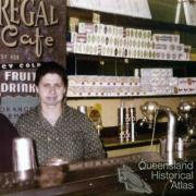 Regal Cafe, Ipswich, c1970