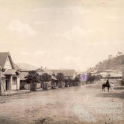 Charlotte Street, Cooktown, 1890