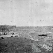 Cootharaba Sawmill at Elanda Point, c1880s