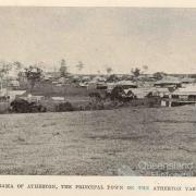 Panorama of Atherton, 1918