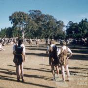 Fairholme School sports day, Toowoomba, 1958