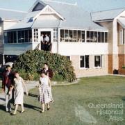 Junior farmers seminar at Condy Park, Pialba, c1960