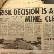 Risk decision is all mine: Clem, The Telegraph, 29 January 1974
