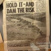 Hold it - and dam the risk, The Telegraph, 29 January 1974