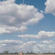 Emerald radio mast for station 4QD, 1960s