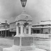 Memorial to Dr Edward Koch, Cairns, 1903