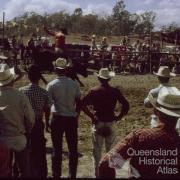 Hervey Range rodeo, Thuringowa, 1965