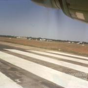 Charleville airport runway, 1965