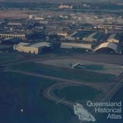 Old Brisbane airport, Eagle Farm, 1972