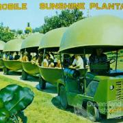 Nutmobile ride, Sunshine Plantation