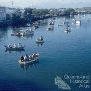 Fishing competition, Townsville, 1962