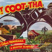 Mt Coot-tha, full colour panorama & selected glimpses, Brisbane, c1956