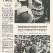 The Queen in Queensland, Pix 27 March 1954