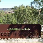 A stencil on a post-industrial landscape: Mt Morgan Goldmine 1882-1990