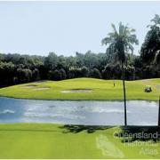 Golf Course, Capricorn International Resort (Iwasaki)