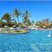 Pool, Capricorn International Resort (Iwasaki)