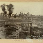 Thurulgoona Bore No 7, c1910