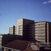 Princess Alexandra Hospital, Buranda, 1966