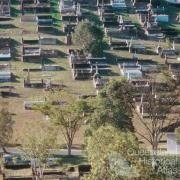 Toowong Cemetery, 1991