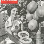 Walkabout cover, November 1957