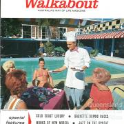 Walkabout cover, June 1963