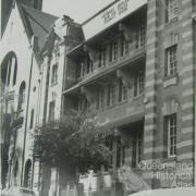 AML&F Creek Street offices, 1971