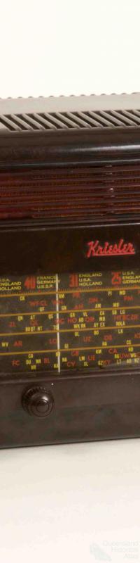 Kreisler radio, c1947