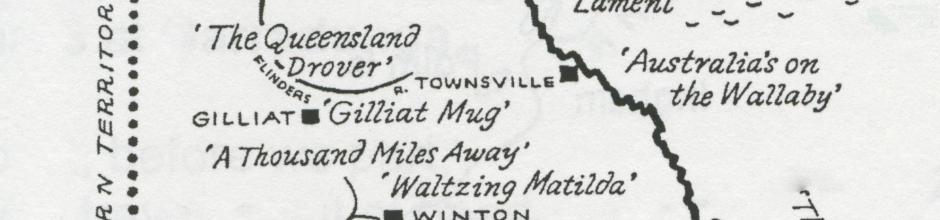 The Queensland Centenary pocket songbook, 1959