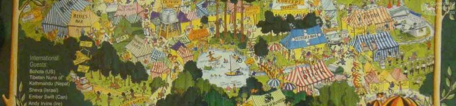 Woodford Folk Festival, 2004