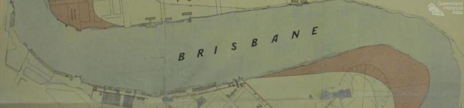 Channel widening and river training scheme, 1896