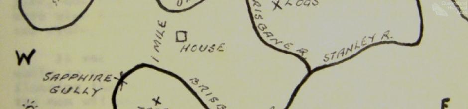 Caboonbah homestead, 1932