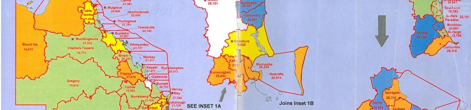 Queensland state election, 1998
