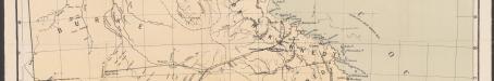 Cobb & Co routes, Queensland 1885