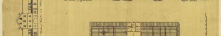 Prisoners barracks, Moreton Bay, 1839